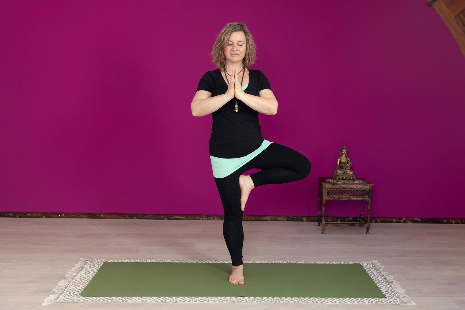 Personal Branding Yoga Schule