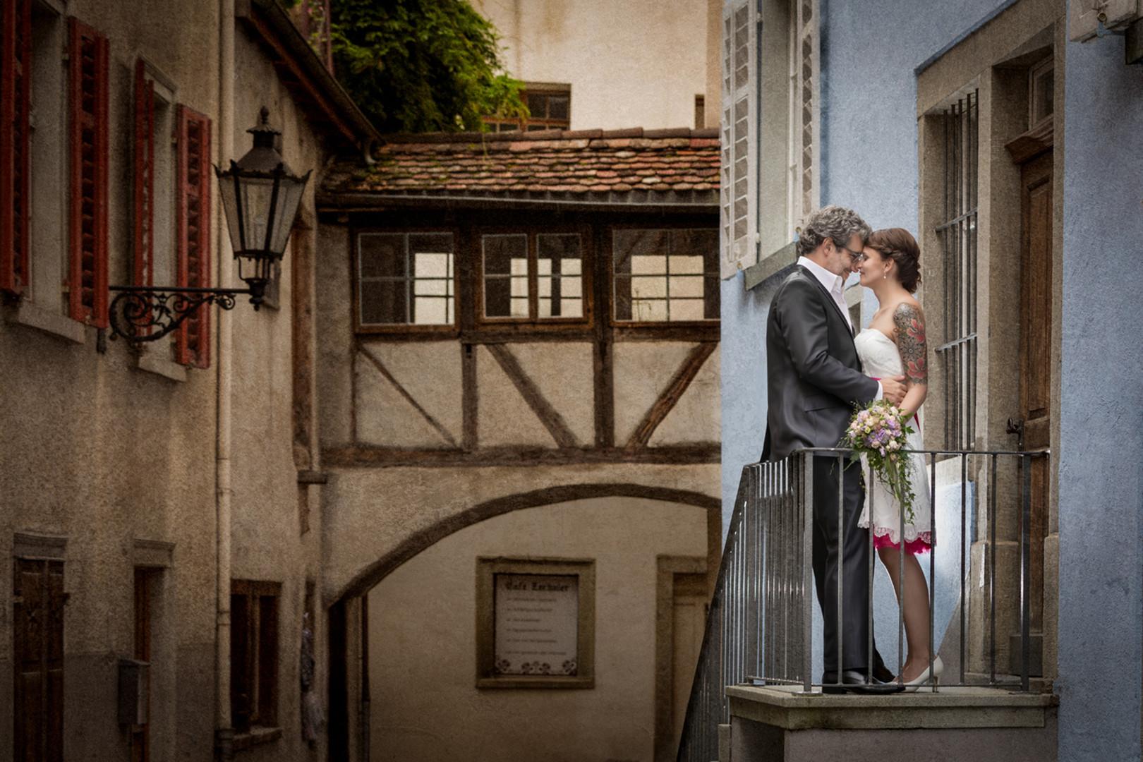 Altstadt Chur Hochzeit
