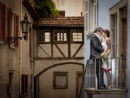 Hochzeitsfotografie – die schönsten Momente verewigen