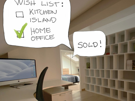 Real Estate Value of a Home Office