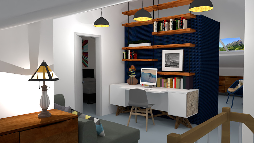 homeoffice, home, office, design, furniture, staging, concept, architecture,