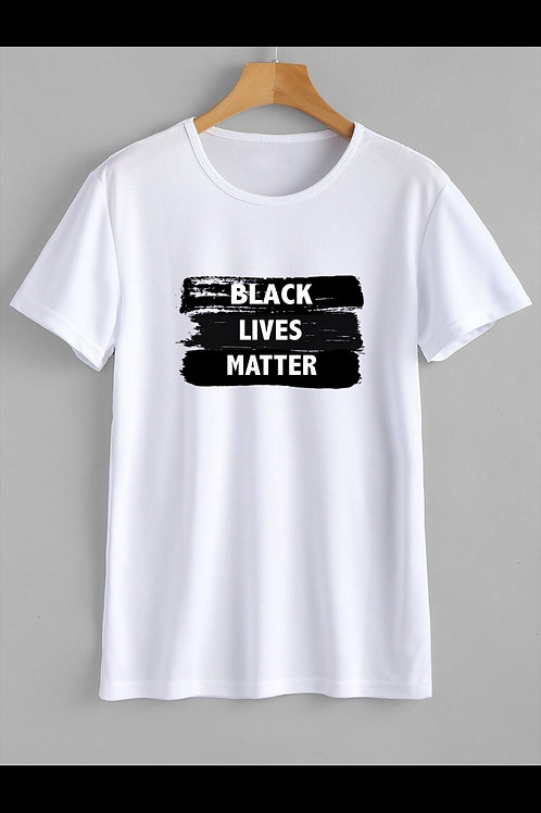 Black Lives Matter Sticker T-Shirt