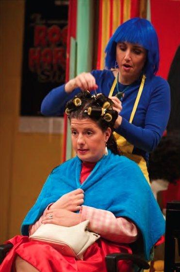 Shear Madness- Mrs Shubert