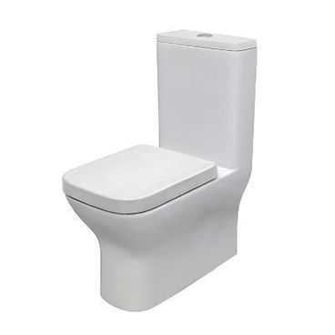 Bathroom - One-Piece Toilet - 100179903-