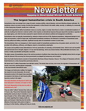 South America Newsletter. February 2019
