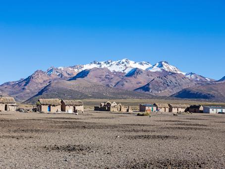 The Andes Cordillera