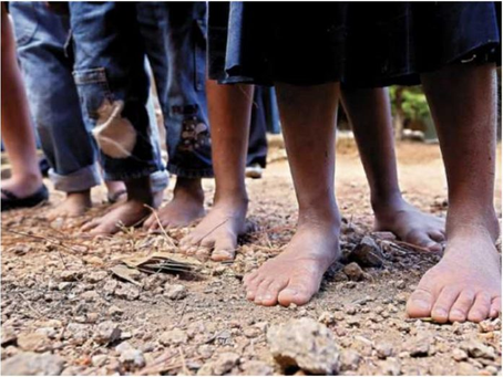 Hard poverty in Argentina: Companion church and World Hunger response.