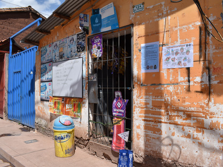 Women Health Program, in the Peruvian Andes