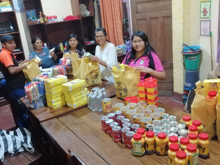 IELB and Montana Synod: food security program in Bolivia