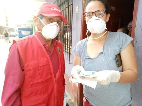 The Church in Peru, serving in pandemic times