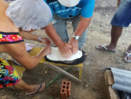 Afro-Brazilian rural communities supported by FLD-CAPA