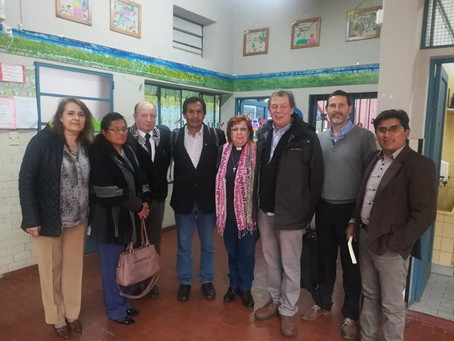 Strengthening Lutheran Schools in Bolivia