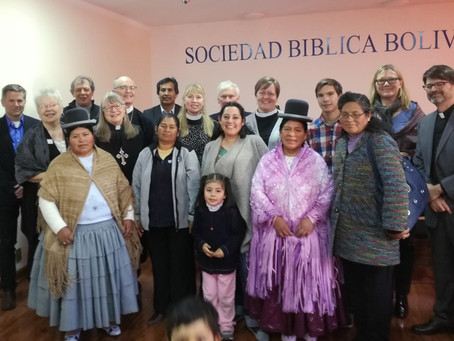 IELB-Bolivia. 80th  Anniversary Celebration