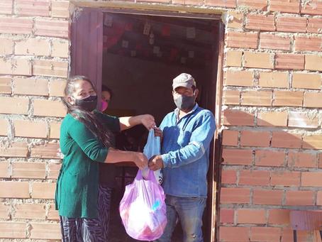 IELB-Bolivia COVID-19 Hunger Campaign in Tarija