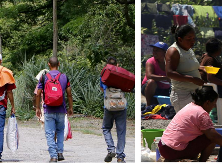 Companion churches in Colombia, Peru, Chile and Argentina assist Venezuelan migrants