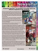 South America Newsletter. September 2020