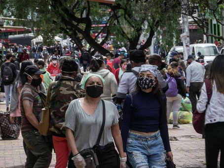 Lack of progress in the implementation of the Colombia peace process