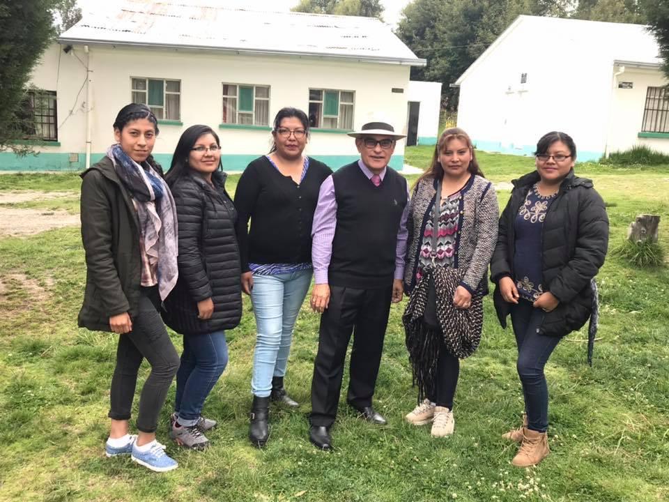 Women in leadership roles in IELB with Rev. Rafael Malpica