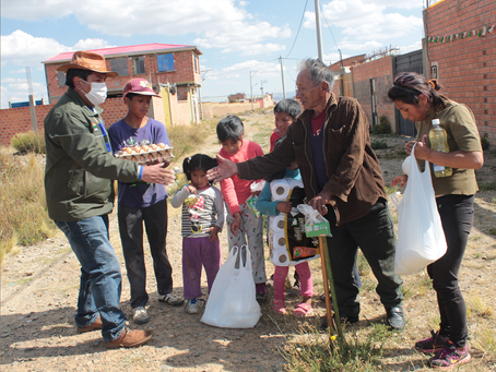 Montana Synod launches a campaign to support companion church in Bolivia