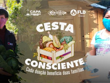 Conscious Basket Campaign; FLD-Brazil