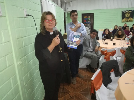 Good Samaritan Congregation-Chile. 50 anniversary