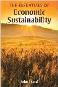The Essentials of Economic Sustainabilit