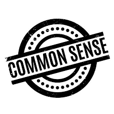 Some Thoughts on Common Sense