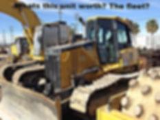 Railroad MOW Equip appraisals
