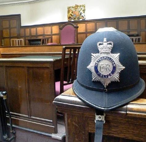 Police helmet in court.jpg