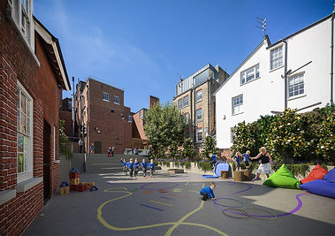 CGI view of back from playground 127596_