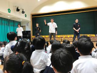 【135人体験】幼稚園生対象の講習会