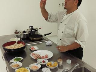 【食の教育!】第1回NICO×Hiro's Kitchen親子料理教室!