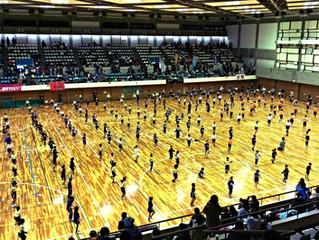 【なわとびスト集合!】第40回埼玉県なわとび選手権大会にNICOでパフォーマンスしてきました!