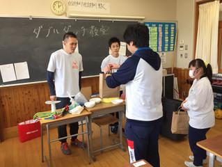【講習会】特別支援学校でダブルダッチ&マイロープ作り!