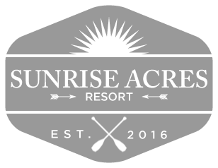 Sunrise Acres Resort in St. Germain WI Logo