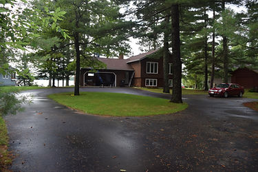 Sunrise Acres Resort in St. Germain WI Main House Rental