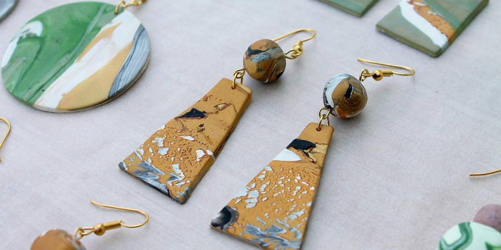 Marble Clay Jewellery Making Workshop RM180   (1)