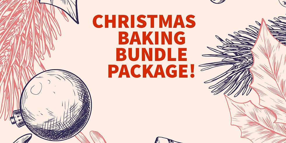 Christmas Baking Bundle Package RM480