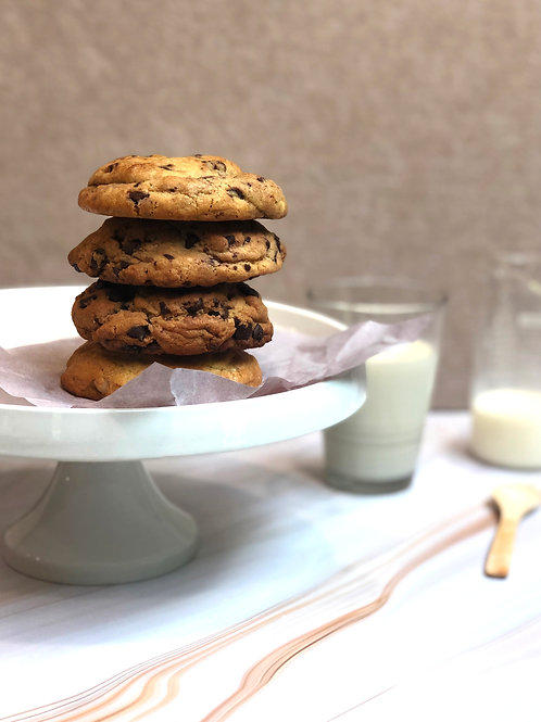 January 23  Signature Chocolate Chips Cookie Baking Workshop