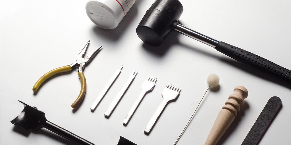 Leather Craft 2 Day Workshop R̶M̶4̶4̶0̶ RM374