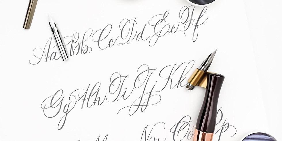 Pointed Pen Calligraphy  RM260