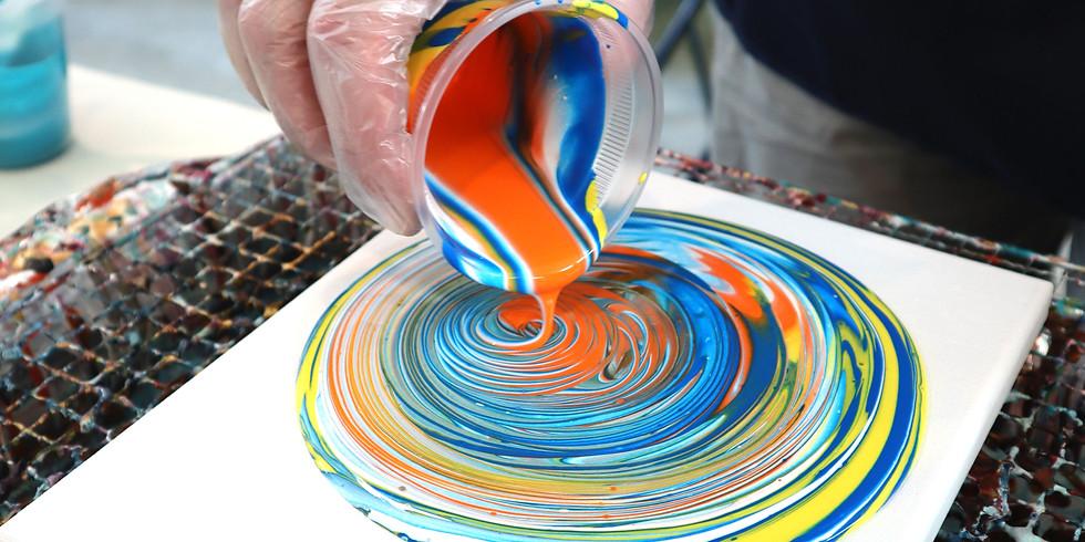 Pouring Art Workshop RM180