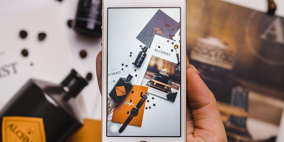 Flatlay Photography Workshop RM190