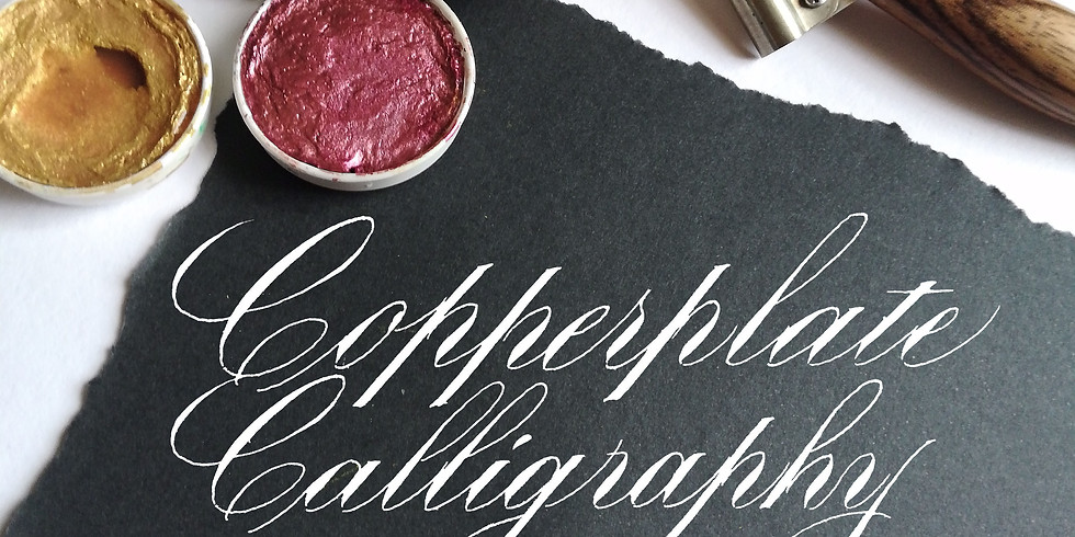 Copperplate Calligraphy Workshop RM220