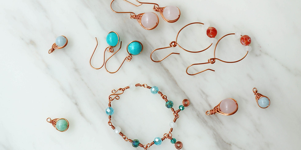 Wire and Beads Jewellery Making Workshop RM150