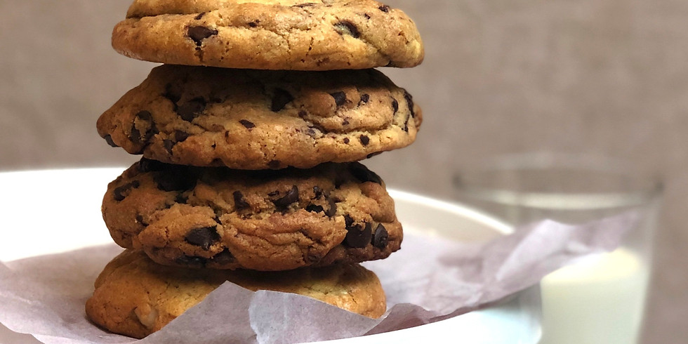 Signature Chocolate Chips Cookie Baking Workshop RM180