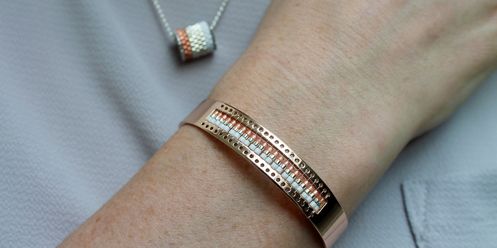 Beaded Jewellery Making Workshop RM230
