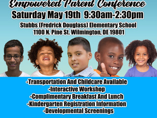 Save the Date: Empowered Parent Conference on May 19th!
