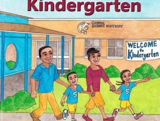 Joshua and Jasmine Go To Kindergarten