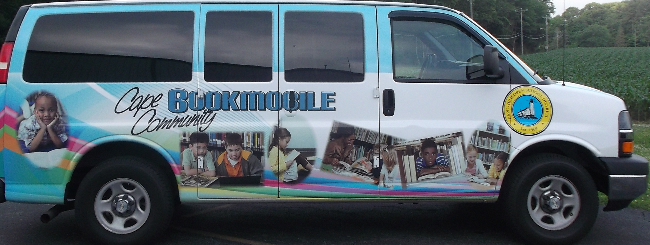 Cape Bookmobile